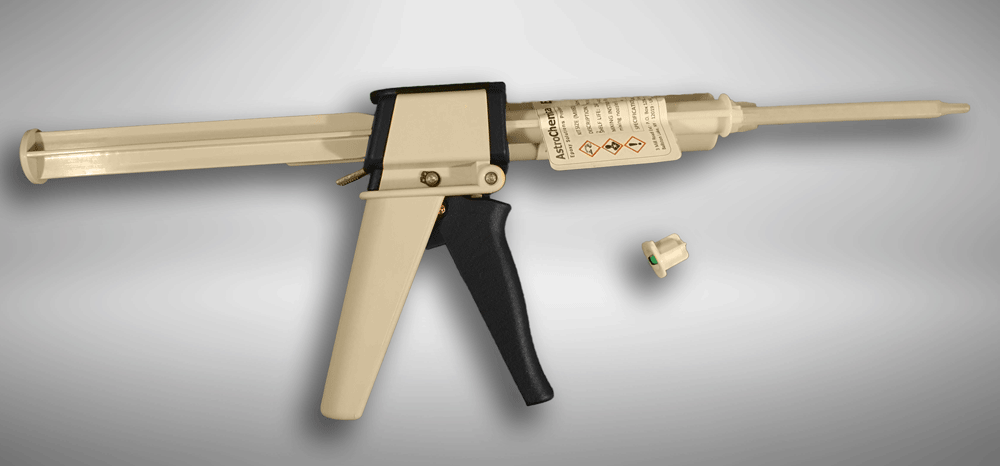 Assembling Caulk Gun (pt 4)